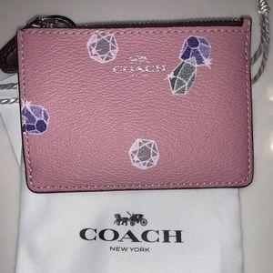 Coach Disney zipper ID